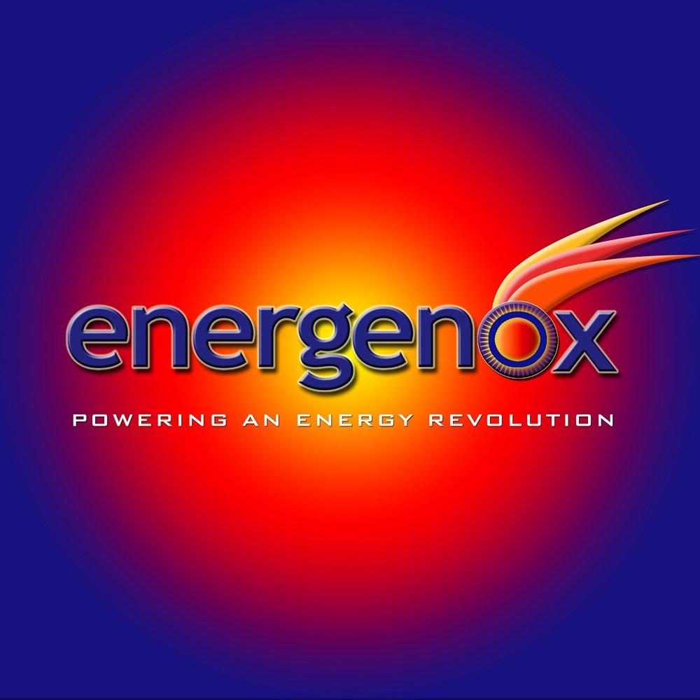 energenox logo design orange county