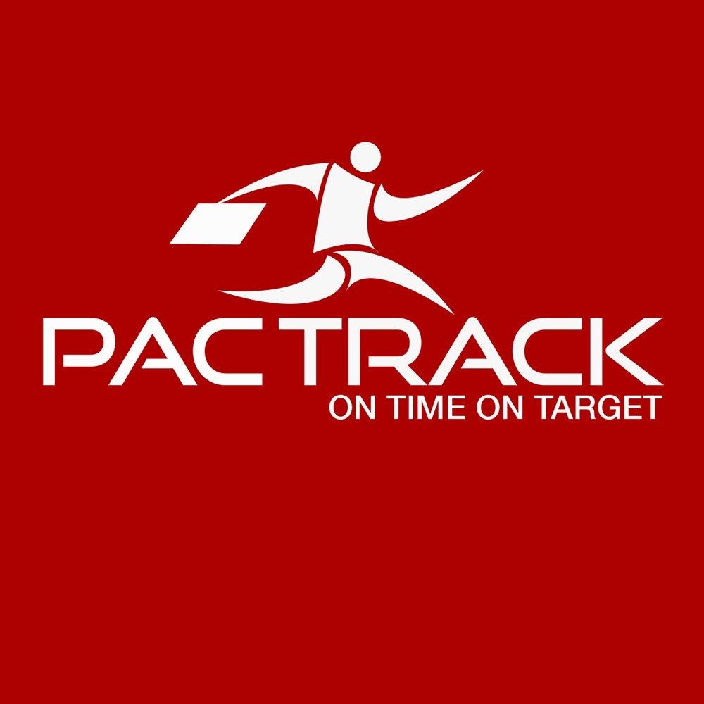 pactrack logo design irvine